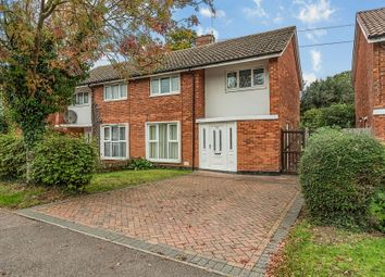 Thumbnail Semi-detached house for sale in Nodes Drive, Broadwater, Stevenage