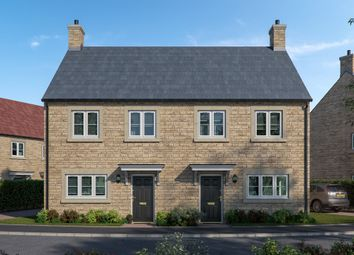 Thumbnail 2 bed semi-detached house for sale in Jasper Lane, Carterton