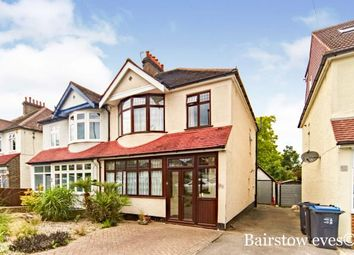 Thumbnail 3 bed semi-detached house for sale in Norman Avenue, Sanderstead