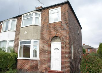 Thumbnail 3 bed semi-detached house to rent in Seagrave Crescent, Gleadless, Sheffield