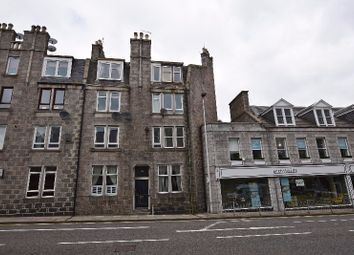 Thumbnail 1 bed flat to rent in Great Western Road, City Centre, Aberdeen
