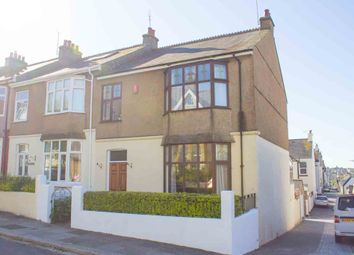 Thumbnail 4 bed end terrace house for sale in Torr View Avenue, Peverell, Plymouth
