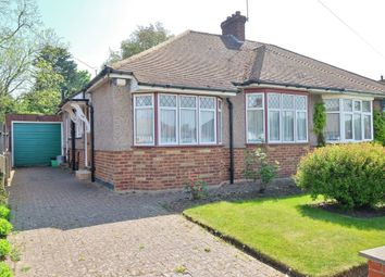 Thumbnail 2 bed semi-detached bungalow for sale in Rusland Avenue, Orpington