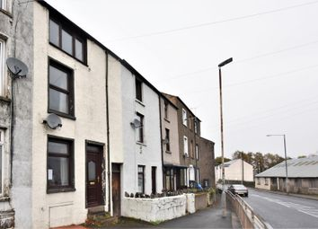 Thumbnail 3 bed terraced house for sale in 4 Canal Street, Ulverston, Cumbria