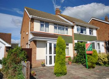 Thumbnail 3 bed semi-detached house for sale in Laburnum Crescent, Abington, Northampton