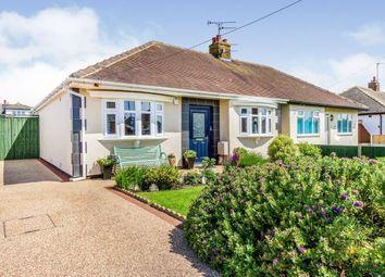 Thumbnail 4 bed bungalow for sale in Marlborough Avenue, Thornton-Cleveleys, Lancashire, .