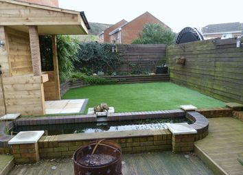 Thumbnail 1 bed end terrace house for sale in Willow Close, Ventnor