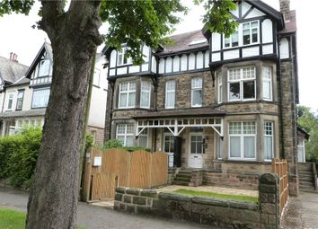 Thumbnail 3 bed flat to rent in Flat 2, 19 Lancaster Park Road, Harrogate, North Yorkshire