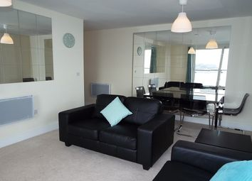 Thumbnail 2 bed flat to rent in Duncansby House, Prospect Place, Cardiff Bay