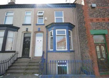 Thumbnail 4 bed terraced house for sale in Claughton Road, Birkenhead, Merseyside
