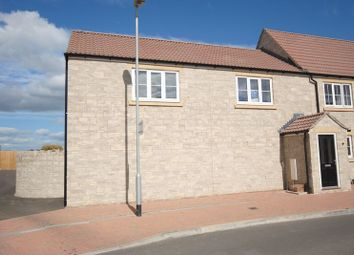 Thumbnail 2 bedroom end terrace house for sale in Bancombe Road, Somerton
