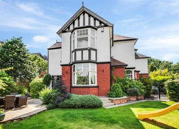 Thumbnail 5 bed detached house for sale in Broadoak Road, Worsley, Manchester