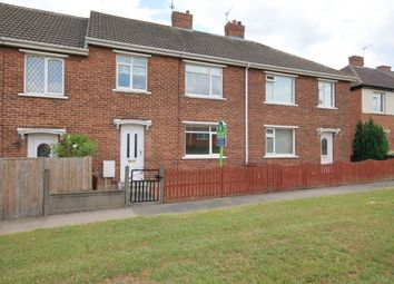 Thumbnail 3 bed terraced house to rent in Grampian Avenue, Chester Le Street