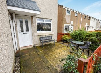 Thumbnail 2 bed end terrace house for sale in Gigha Wynd, Broomlands, Irvine