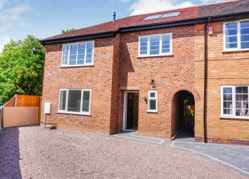 Thumbnail 4 bed semi-detached house for sale in Copt Heath Croft, Knowle