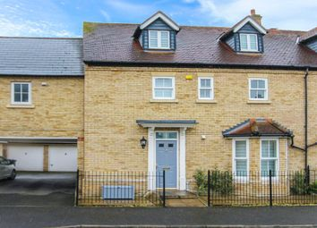Thumbnail 4 bed town house for sale in Station Gate, Burwell, Cambridge