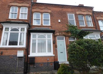 Thumbnail 2 bed terraced house to rent in Hartledon Road, Harborne, Birmingham