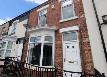 2 bed terraced house for sale in Westmoreland Street, Darlington DL3