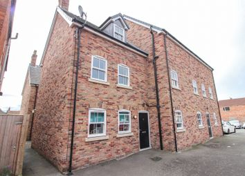 Thumbnail 1 bed flat for sale in Fitzwilliam Court, Union Street, Market Rasen