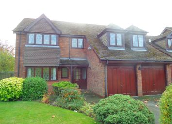 Thumbnail 5 bed detached house to rent in Littlecote Gardens, Appleton, Warrington
