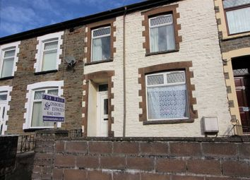 Thumbnail 3 bed terraced house for sale in Rhys Street, Trealaw, Tonypandy
