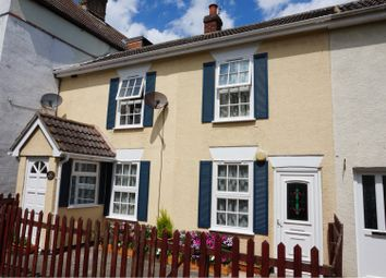Thumbnail 3 bed terraced house for sale in Eden Place, Great Yarmouth