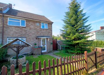 Thumbnail 2 bed end terrace house for sale in Hod View, Stourpaine, Blandford Forum