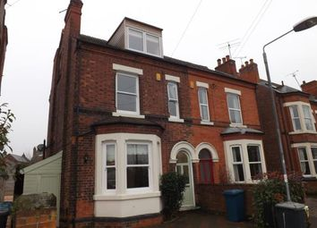 Thumbnail 4 bed semi-detached house for sale in Holme Road, West Bridgford, Nottingham