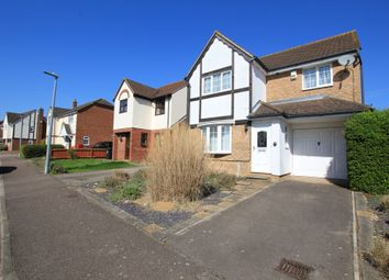 Thumbnail 4 bed detached house for sale in Hayfield, Stevenage