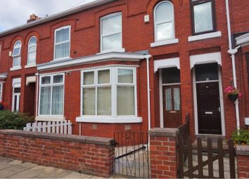 3 bed terraced house for sale in Premier Street, Old Trafford, Manchester M16