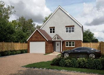 Thumbnail 4 bed detached house for sale in Maidstone Road, Borough Green