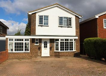 4 bed link-detached house for sale in Blackwater Close, Ash GU12