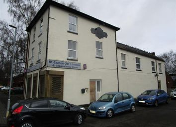 Thumbnail 1 bed flat to rent in St. James Park Road, Northampton