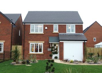 "Thumbnail 4 bedroom detached house for sale in ""The Crathorne"" at Went Meadows Close, Dearham, Maryport"