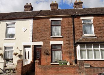 Thumbnail 3 bedroom terraced house for sale in Wolseley Road, Southtown, Great Yarmouth