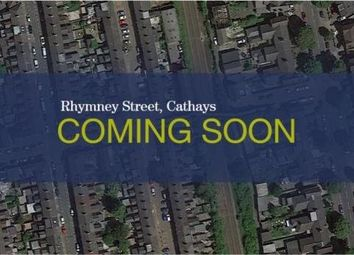 Thumbnail 2 bed property for sale in Rhymney Street, Cathays, Cardiff