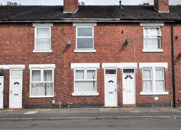 Thumbnail 2 bedroom terraced house for sale in 129 Oldfield Street, Fenton, Stoke-On-Trent