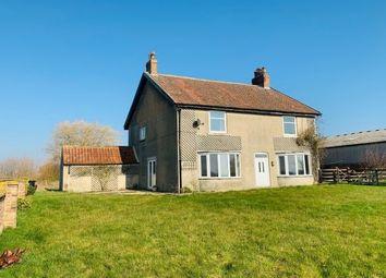 Thumbnail 4 bedroom farmhouse to rent in Kirby Misperton, Malton
