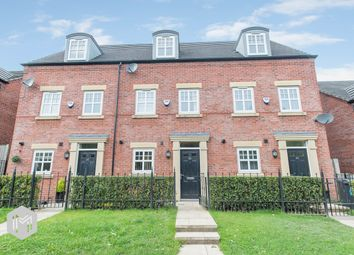 Thumbnail 3 bed town house for sale in Hulme Road, Radcliffe, Manchester