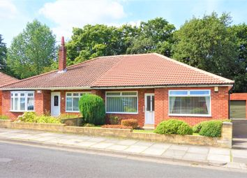 Thumbnail 3 bedroom semi-detached bungalow for sale in Willow Drive, Middlesbrough