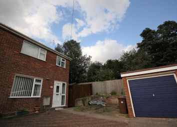 Thumbnail 3 bedroom semi-detached house to rent in Laurelhayes Close, Ipswich, Suffolk