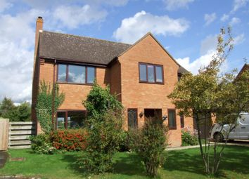 Thumbnail 5 bed detached house to rent in Priory Mead, Longcot, Faringdon