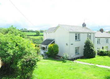 Thumbnail 3 bed semi-detached house to rent in Perranwell Station, Truro, Cornwall