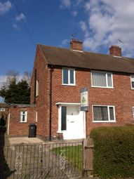 Thumbnail 3 bed semi-detached house to rent in Moncrieff Crescent, Chaddesden