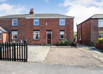 Thumbnail 3 bed semi-detached house for sale in St. Margarets Road, Methley