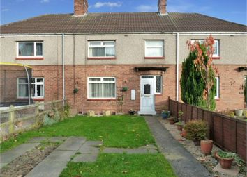 Thumbnail 3 bed terraced house for sale in West View, Bishop Middleham, Ferryhill, Durham