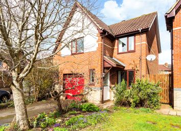 Thumbnail 3 bed detached house for sale in St. Davids Close, Bishopdown, Salisbury, Wiltshire