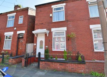 Thumbnail 2 bed semi-detached house for sale in Countess Street, Heaviley, Stockport