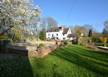 Thumbnail 6 bed detached house for sale in Malswick, Newent