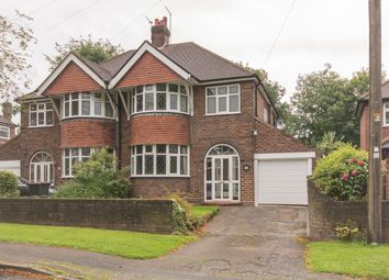 Thumbnail 3 bed semi-detached house for sale in The Plaisaunce, Newcastle-Under-Lyme